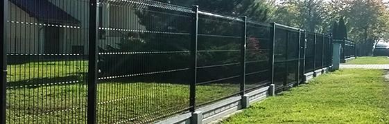 Oferta ogrodzeń panelowych