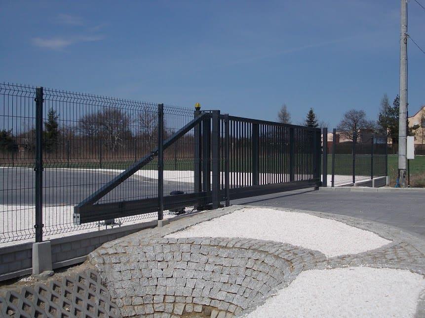 Realizacje ogrodzenia metalowe
