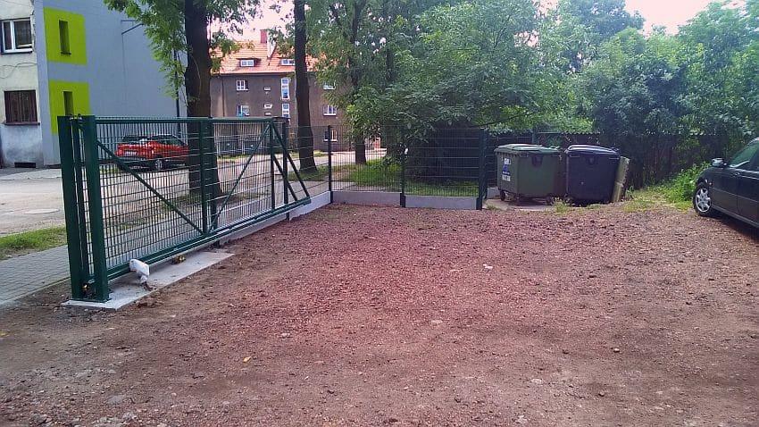 Realizacje ogrodzenia panelowe